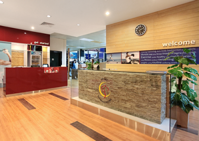 Jerudong Park Medical Centre (JPMC) Fitness Centre, Brunei