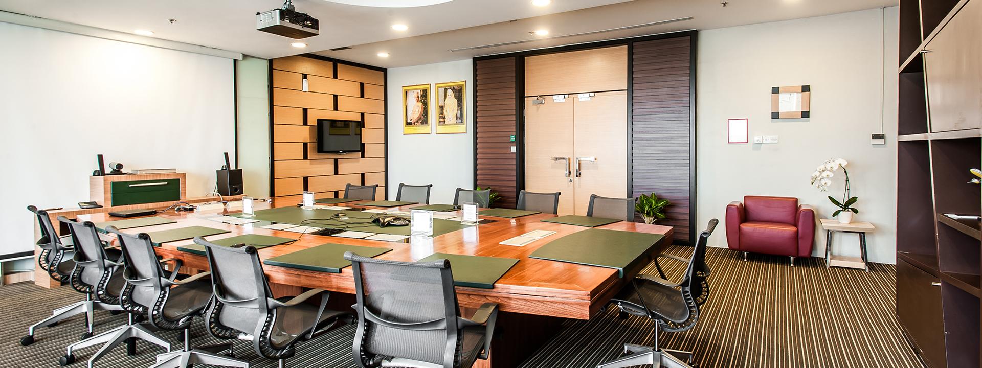 Office Interior Design Brunei