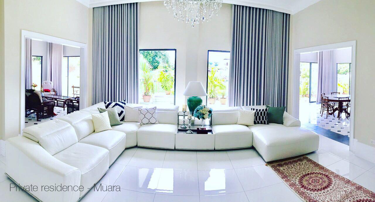 Private residence beribi