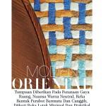 """GLAM Deko, """"Moden Oriental"""", Edisi 53"""