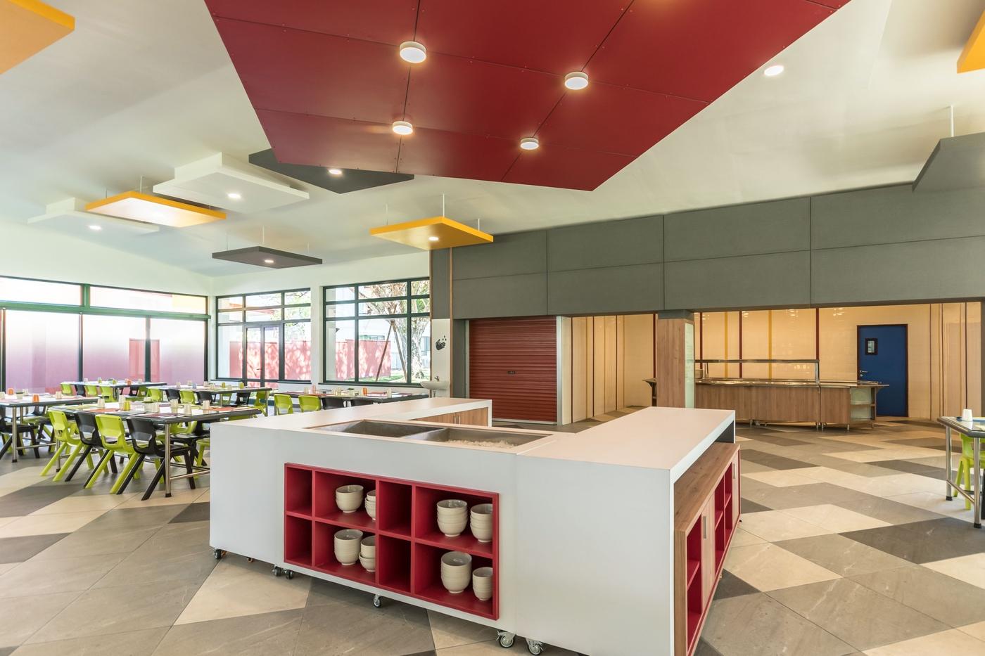 JIS Dining Hall
