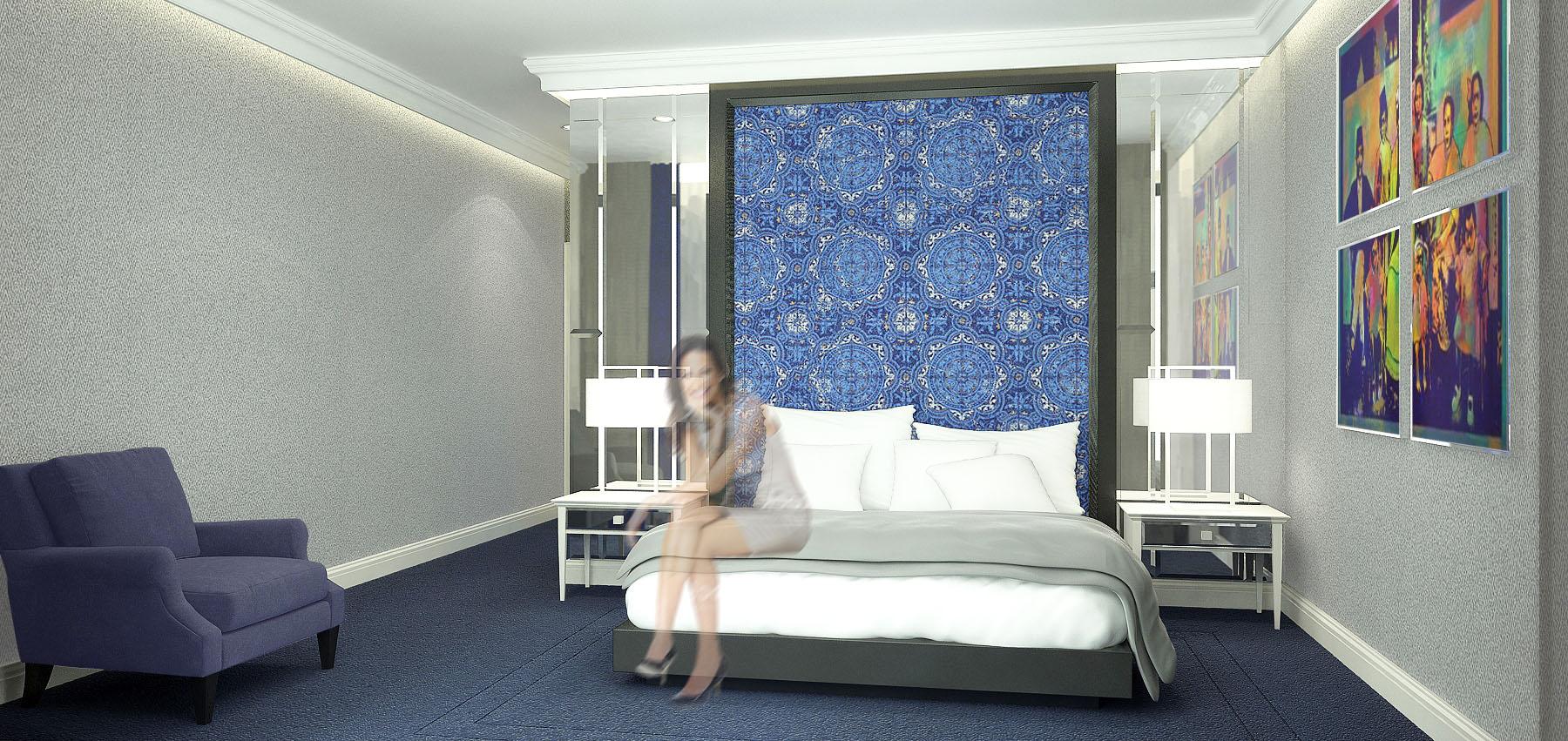 Penthouse - BEDROOM 2