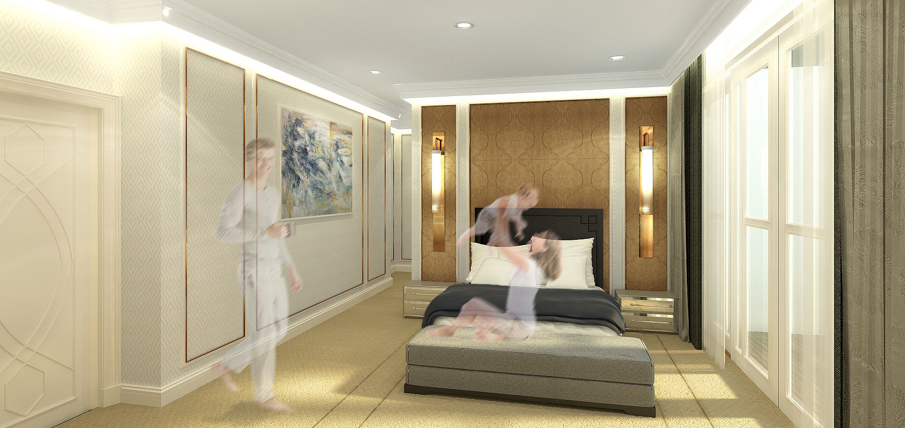 Penthouse - BEDROOM 3