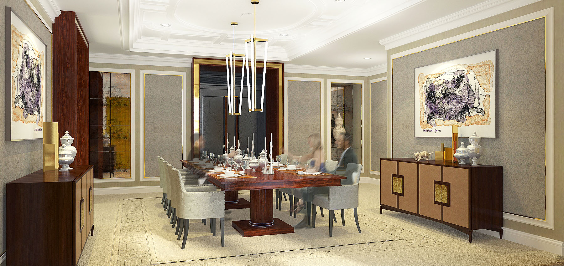 Penthouse - DINING