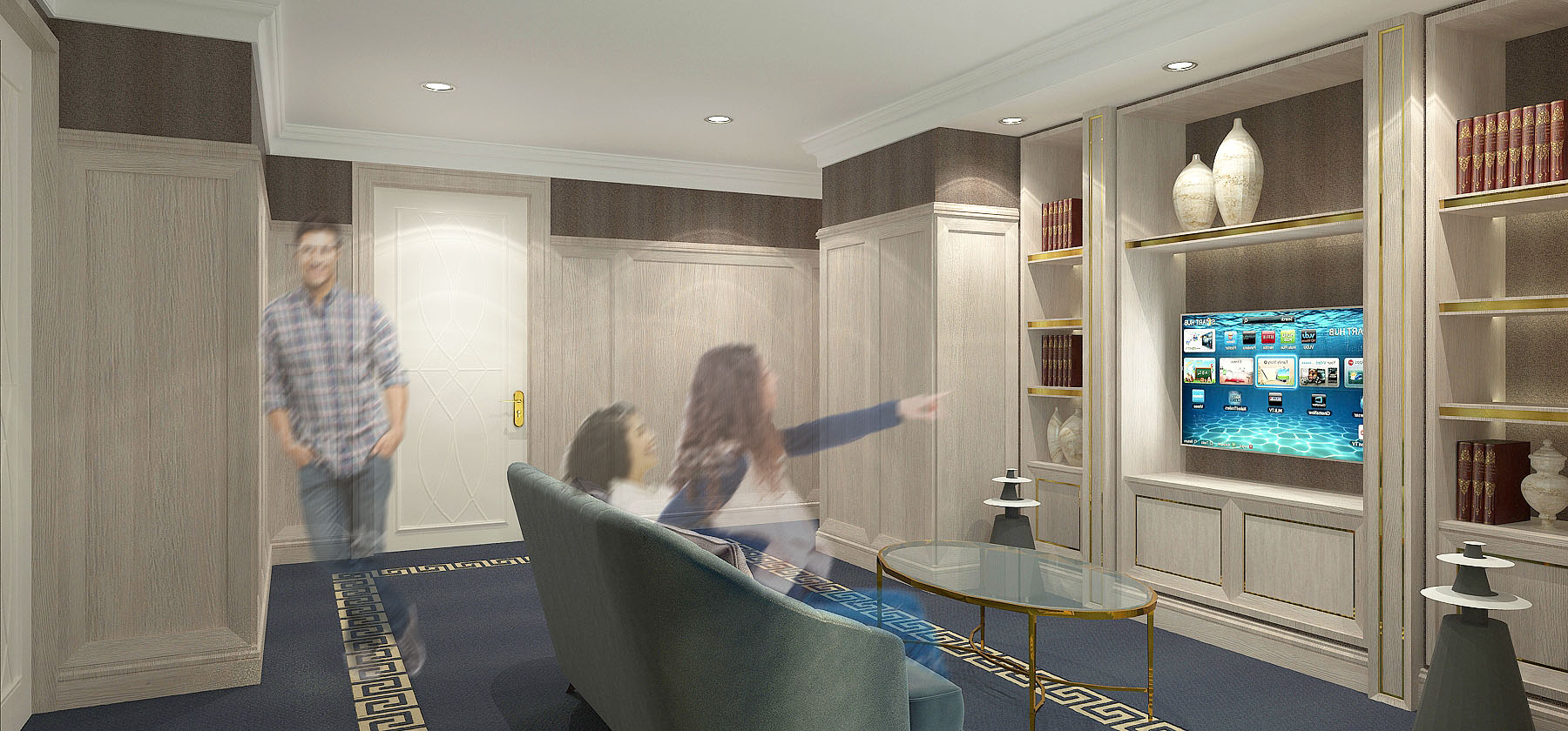 Penthouse - FAMILY HALL
